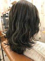 ロア ヘアーコーディネイト 烏丸店(LoRE hair coordinate)ブルーマットハイライト