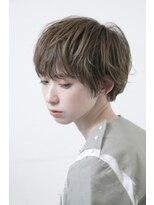 バコ(Baco.)グレージュショート【Baco.】