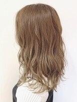 ネオヘアー 東向島店(NEO Hair)柔らかベージュカラー
