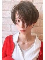 ボニークチュール(BONNY COUTURE)40代ミセス・大人ショートボブスタイル・イメチェン・神戸