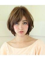 ☆大人可愛い旬髪ナチュラルボブ☆イノセントライン