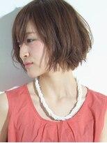 キアラ(Kchiara)【横顔美人】ショートスタイル