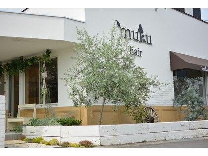 ムクヘア(MUKU hair)の写真