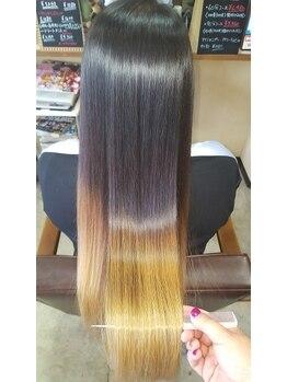 アルディート HAIR STUDIO Arditoの写真/髪質・お悩みに合わせてベストなトリートメントを厳選♪柔らかく艶サラな美髪に導きます☆