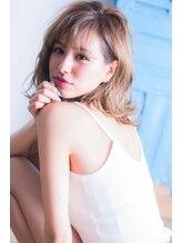 ミエル ヘア 新宿(miel hair)【miel hair】HAPPYオーラ満開!秋冬小顔ボブ