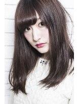 黒髪風クラシカルモードカラー♪【miel hair bijoux】