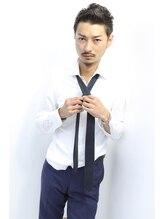 ノアール(Noir)【Noir】Men's salon businessman 03