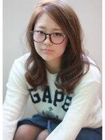 モテゆるロング【Lucia hair clear新大阪店】