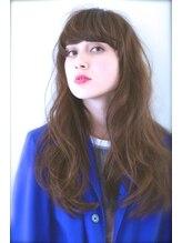 ブリングメルト(bringmelt.hair&eyelash)シフォンパーマスタイル