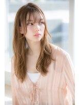 レア 渋谷(Le'a)【Le'a】大人かわいい 人気の小顔ロング 外国人風