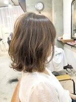エトネ ヘアーサロン 仙台駅前(eTONe hair salon)【eTONe】25歳からの☆ひし形ふんわりウェーブパーマ