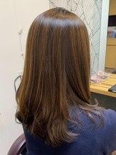 ヘアーカルチャー 小倉台店 HAIR CULTURE髪質改善!毛先まとまるセミロング♪