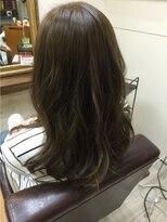 ファシオ ヘア デザイン(faccio hair design)イルミナカラー