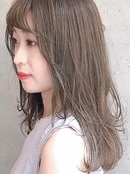 """シリカ(sylica)の写真/【髪質改善におすすめ】医学発想の革新的トリートメントで、柔らかく自然にまとまる""""素直な髪""""に導きます◇"""