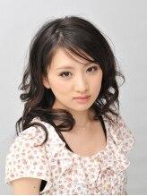 ヘアーシェイク(hairSHAKE)夏☆かわミディーの巻き髪