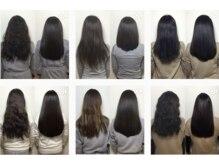 Instagramで有名な表参道のサロンが提案する髪質改善コースが人気 #美髪#ツヤ髪#髪質改善 [表参道初]