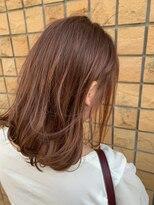 クラク 羽根木店(kuraku)ピンクブラウン