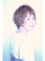 モリオ 池袋店(morio FROM LONDON)【morio池袋】夏人気の髪型 ふんわり万能ショートボブ