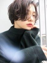 ベラドルチェ(Bella Dolce)毛先のカール感がお洒落度をアップさせる癖毛風ショート