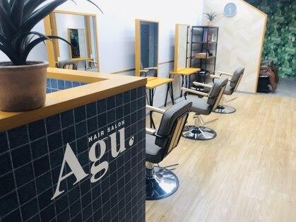 アグ ヘアー アジュール イーストモールテン(Agu hair azur イーストモール店)の写真