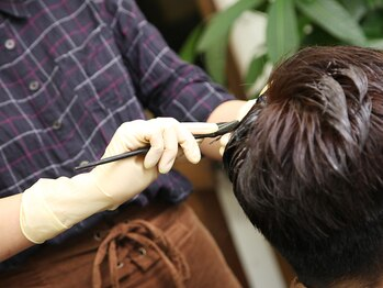 オンヘアー(On-hair)の写真/【カラー+シャンプーブロー¥3000~】お財布に優しく通いやすい♪こだわり施術をリーズナブルな価格で提供!