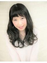松本平太郎美容室 青山店動くたびにかわいさアップ!透明感たっぷりグレージュカラー