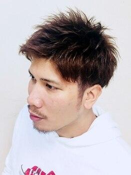 ヘアーメイクアップ ケイズギャラリー(Hair makeup K's Gallery)の写真/【ON/OFF切替可能】スーツスタイルからカジュアルスタイルまで幅広いニーズに対応し、納得の仕上がりに!