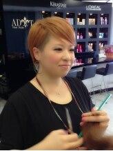 アディクト ヘアメイク(ADDICT Hair Make)櫻庭 泰子