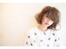 プラン(plan)の雰囲気(髪の素材美を考えたメニューとスタイル提案☆)