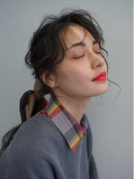 カフネ ジュントス ヨロ(Cafune' juntos YOLO)の写真/【ヘアセット¥3000】特別な日のヘアセットはcafuneにお任せ☆いつも以上に可愛いあなたを演出します!!