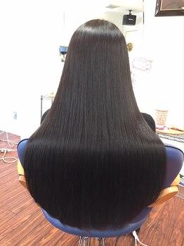 髪質改善・オーダーメイド艶髪ヘアエステ シャンティー(Chantilly)の写真/あなたの「ずっと綺麗」を叶える!!やわらかでしなやかな艶髪を手に入れる《髪質改善》ストレートエステ★