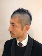 ロッカ ヘアーイノベーション(rocca hair innovation)大人の為のベリーショート[稲毛/稲毛駅/白髪染め/ヘッドスパ]