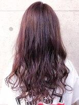 アールプラスヘアサロン(ar+ hair salon)ひし形シルエットデジタルパーマ3Dカラーモードジグザグバング