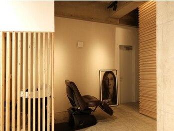 タソ(taso)の写真/2席のみのプライベートサロン◇マンツーマン施術/ライフスタイルに合わせてご提案。[武蔵新城/武蔵小杉]