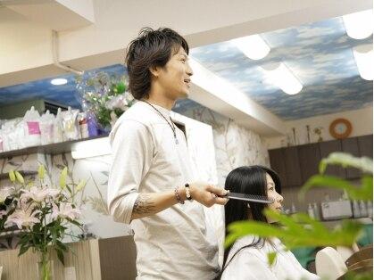 夢ヘア ビン(hair bim)の写真