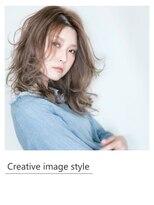 ヴェローグ シェ ブー(belog chez vous hair luxe)【Creative image styel】ブルージュのレイヤーカール