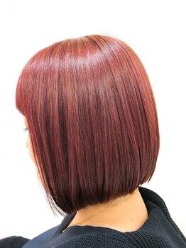 ヘアーメイクアップ ケイズギャラリー(Hair makeup K's Gallery)の写真/【オープン34年の大人気サロン!】ベテランスタッフの巧みな技術で、あなたの「なりたい」をデザイン。