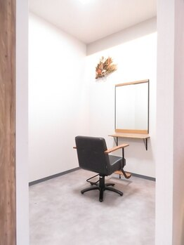 カノア(kanoa)の写真/少人数サロンなので緊張しない♪リラックスできる空間とこだわりの技術で、充実のサロンタイムを―。