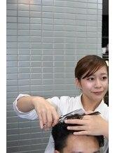ヘアーサロン キンザマツナガ 築地店(Hair Salon GINZA MATUNAGA)虎澤 心美