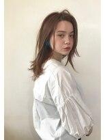 ベル ギンザ (Belle Ginza)モテ髪カタログ 小顔可愛いニュアンススタイル【Belle長岡】