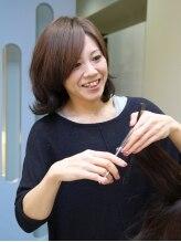 シエスタヘアープラス(Siesta hair plus)濱本 亜希子