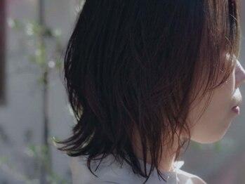 ヘアーラボ ハル(Hair Labo haru)の写真/全てのデザインは「カット」から始まる―完成度の高いStyle、再現性の高さは基本の高技術カットから☆