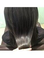 スーベニール(souvenir)■白髪対応■ココナッツ縮毛矯正 セミロング