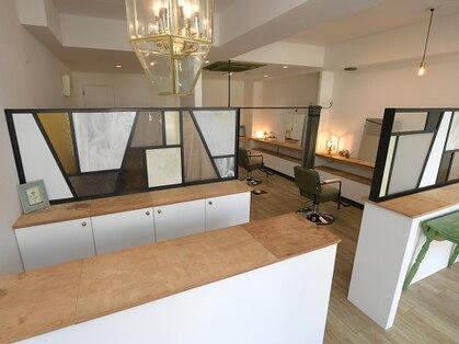 2席のみの美容室 アナイス(Anaiss)の写真