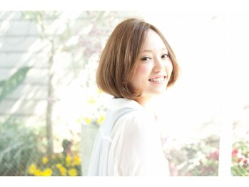 コマバ(KOMABA)の写真/この季節アイロンを使わない自然な柔らかストレートでお手入れ楽々!髪に優しいナチュラルに輝く艶髪に!