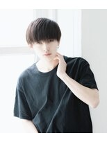 「HairSalonTAKAHIRO」 自然派に!韓国マッシュ黒髪マッシュBTS