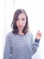 グラスヘア(Grous hair)【Grous Hair 錦糸町】☆HAPPYふわゆるミディ♪ 4