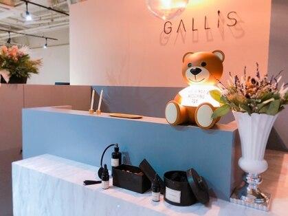 ヘアメイク ギャリス 北新地店(HAIR MAKE SALON Gallis)の写真