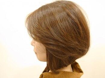 ファルコヘア 立川店(FALCO hair)の写真/立川駅5分☆オシャレを楽しむ大人女性に◎自分らしさを引き出す種類豊富なグレイカラーならお任せ♪