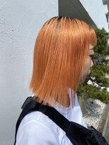 ブロック ジャポン(bloc japon)orange color